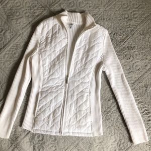 croft & barrow Other - Sweater jacket